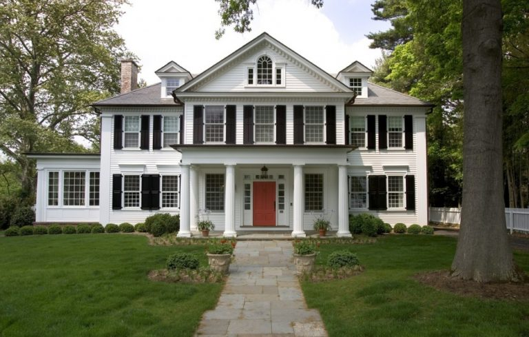 Whats That House A Guide To Federal Style Homes