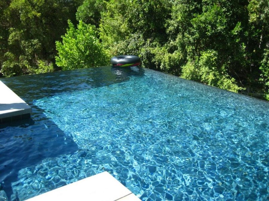 An Infinity Edge Pool Can Be A Dramatic Design Element.