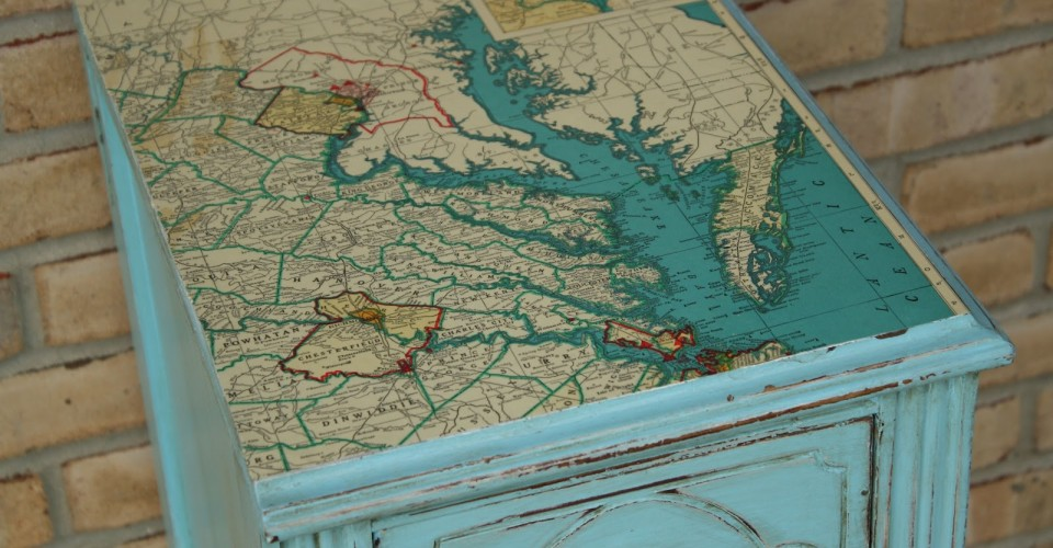 10 Ways To Give Your Home Jet Setter Style With Maps