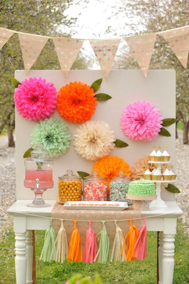 Project Nursery - Porch - garden party