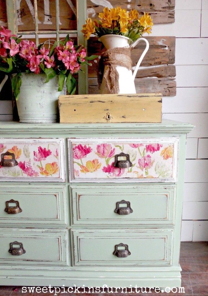 10 Mod Podge Diys That Make Decoupage Look Amazing Porch