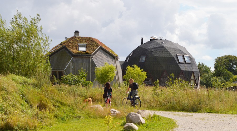 What S That House Geodesic Domes Porch Advice
