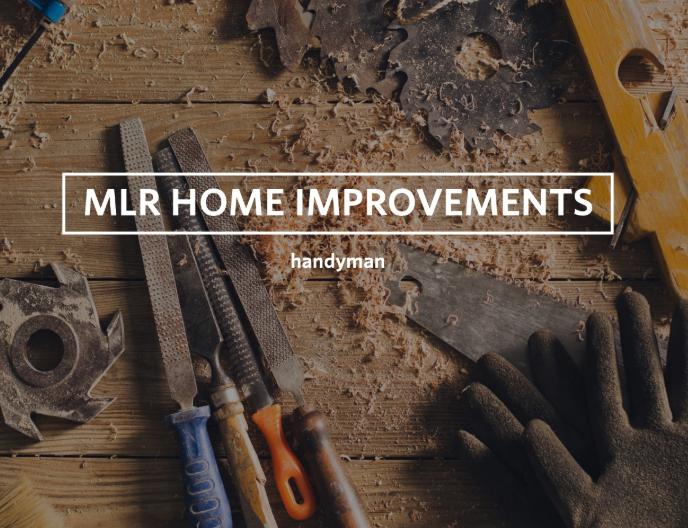 Marvin Rhear of MLR Home Improvements