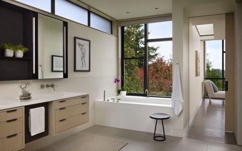 bathroom remodeling data deforest architects