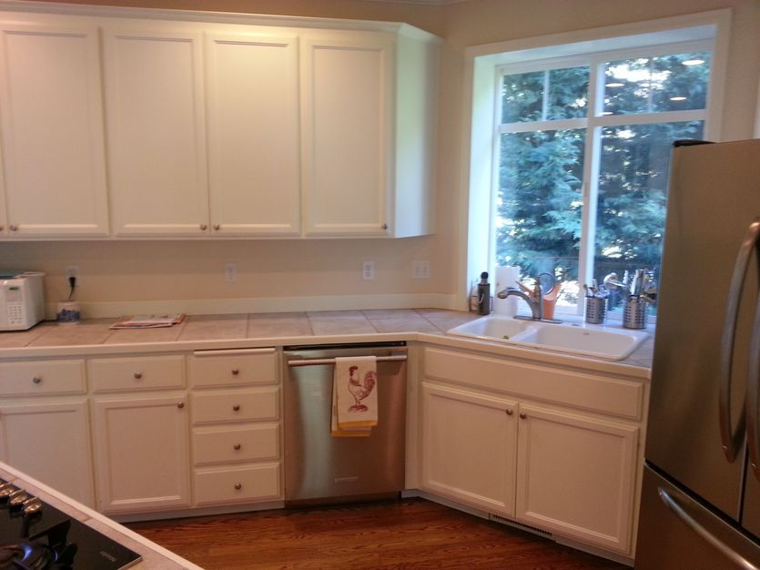 Before And After A Major Kitchen Remodel You Have To See To Believe Porch Advice