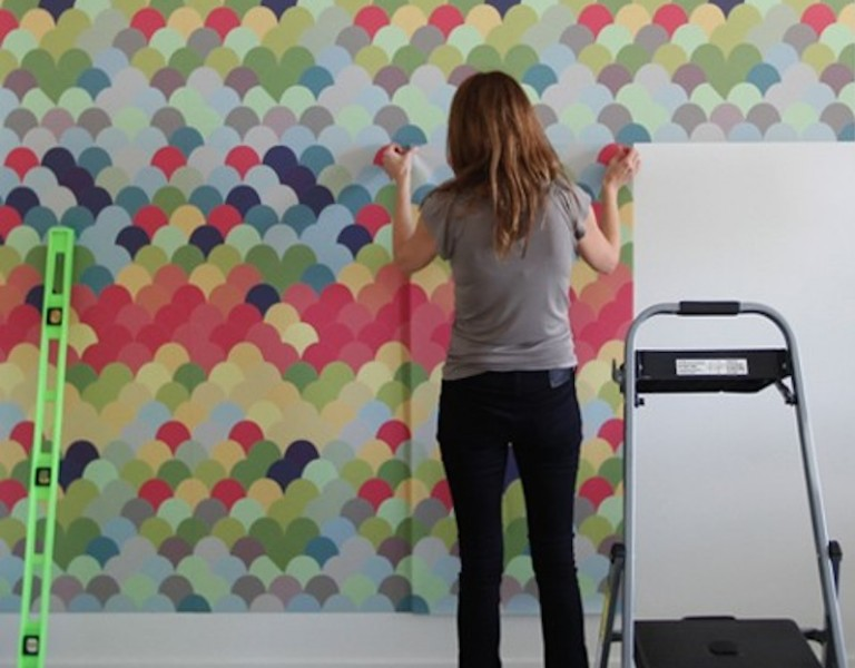 Blik wall covering