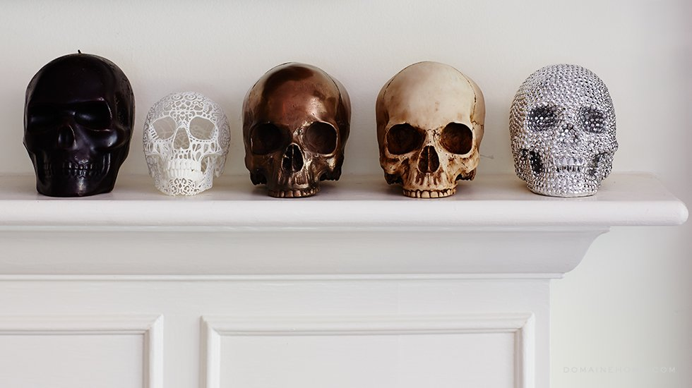 How To Decorate Your Home With Skulls