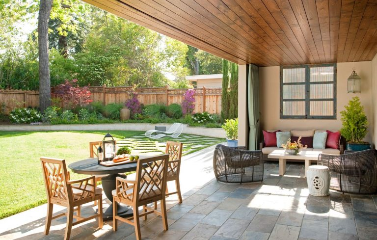 Turn Your Outdoor Space Into An Outdoor Room Porch Advice