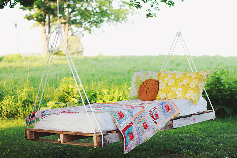 The Merry Thought Hammock