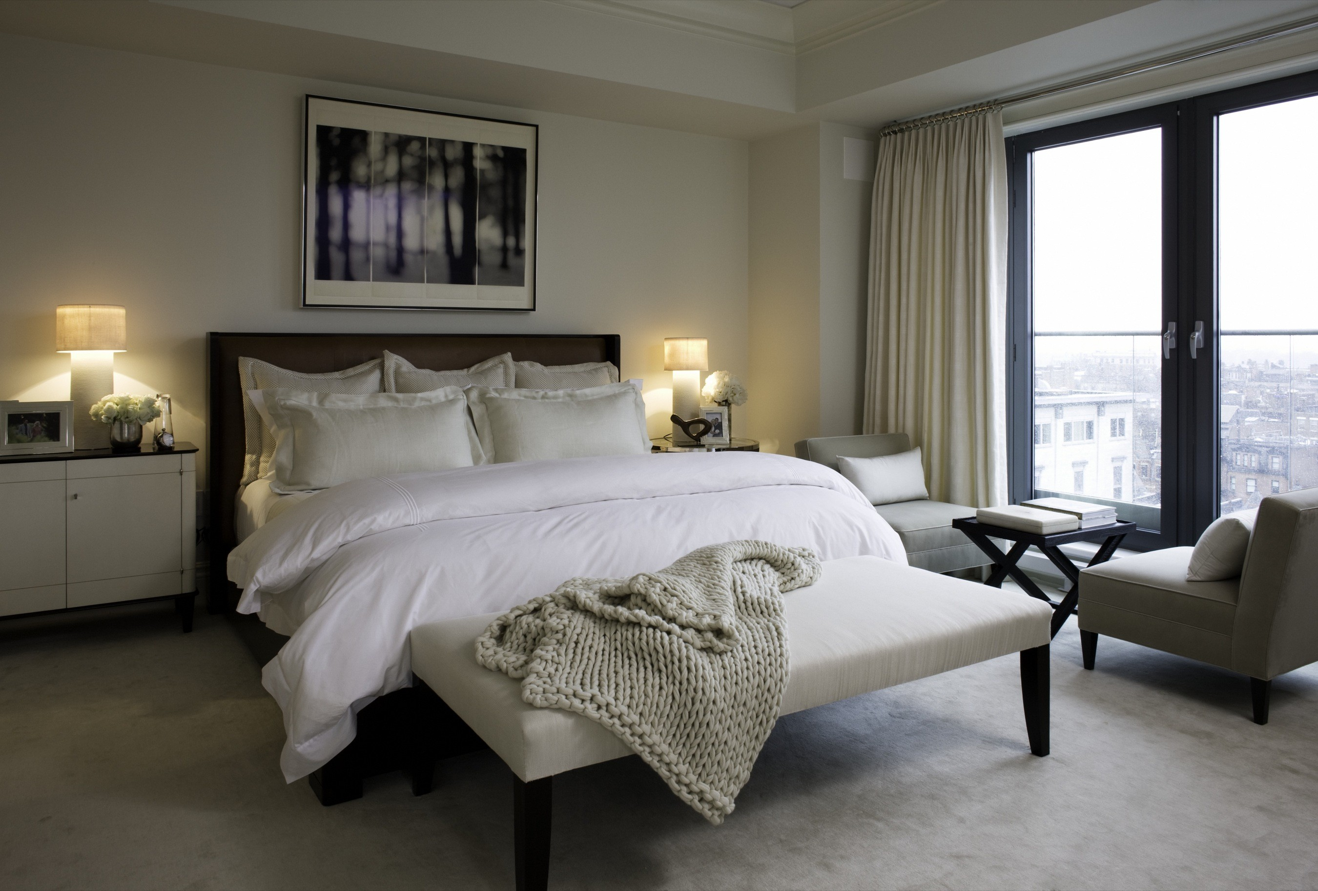 Best Bed Sheets In The World 4 Cozy Bedrooms To Keep You Warm All Season Long Porch