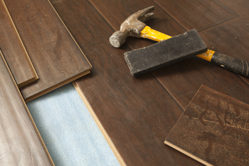 What you need to know about mold and mildew porch advice for Laminate flooring contractors