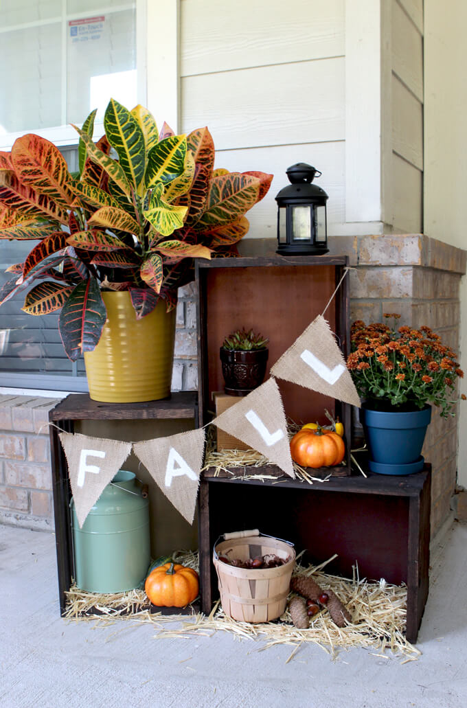 6 Easy Ways To Decorate Your Home For Fall Porch Advice