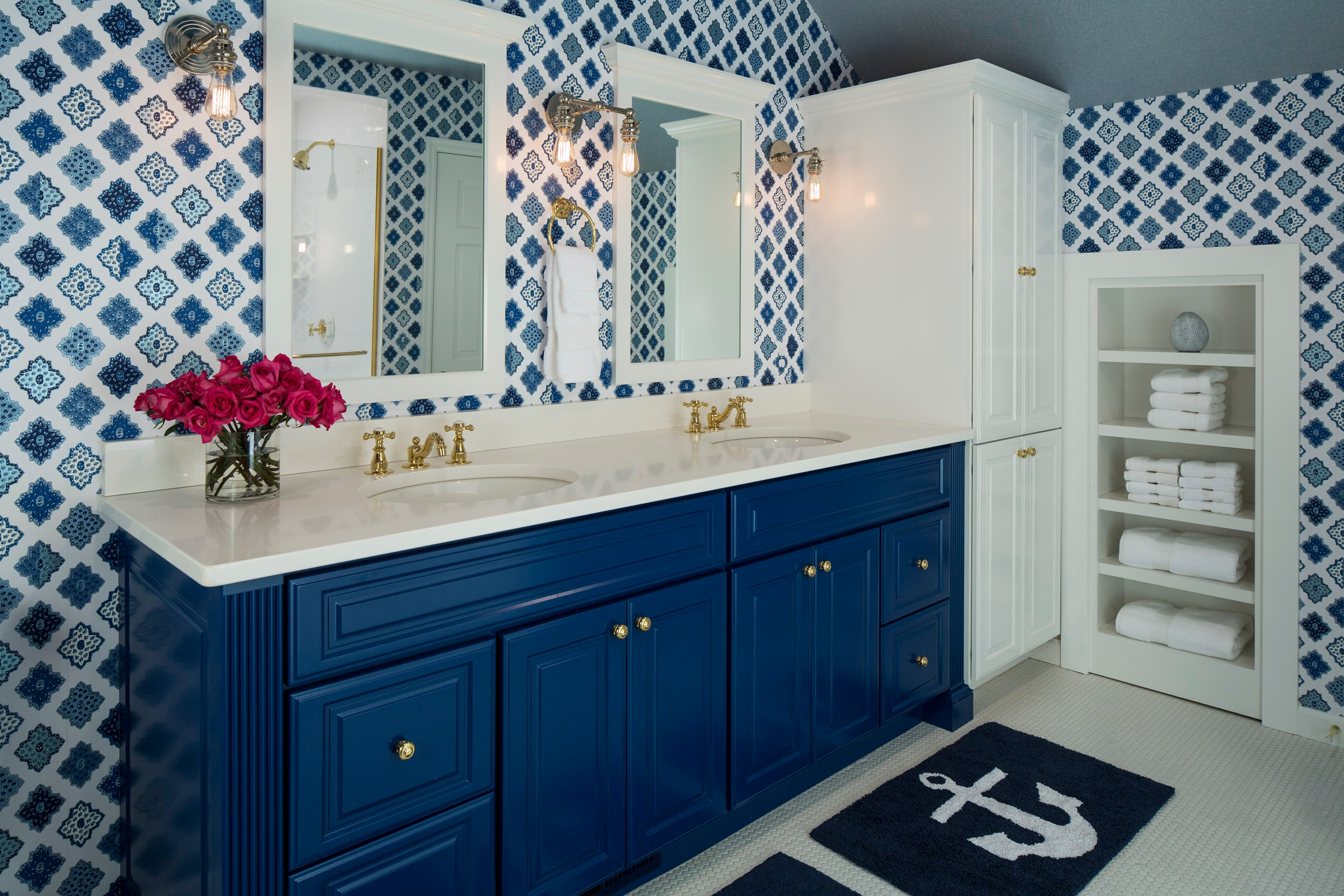 11 Quick Upgrades To Give Your Bathroom Before Holiday Company ...