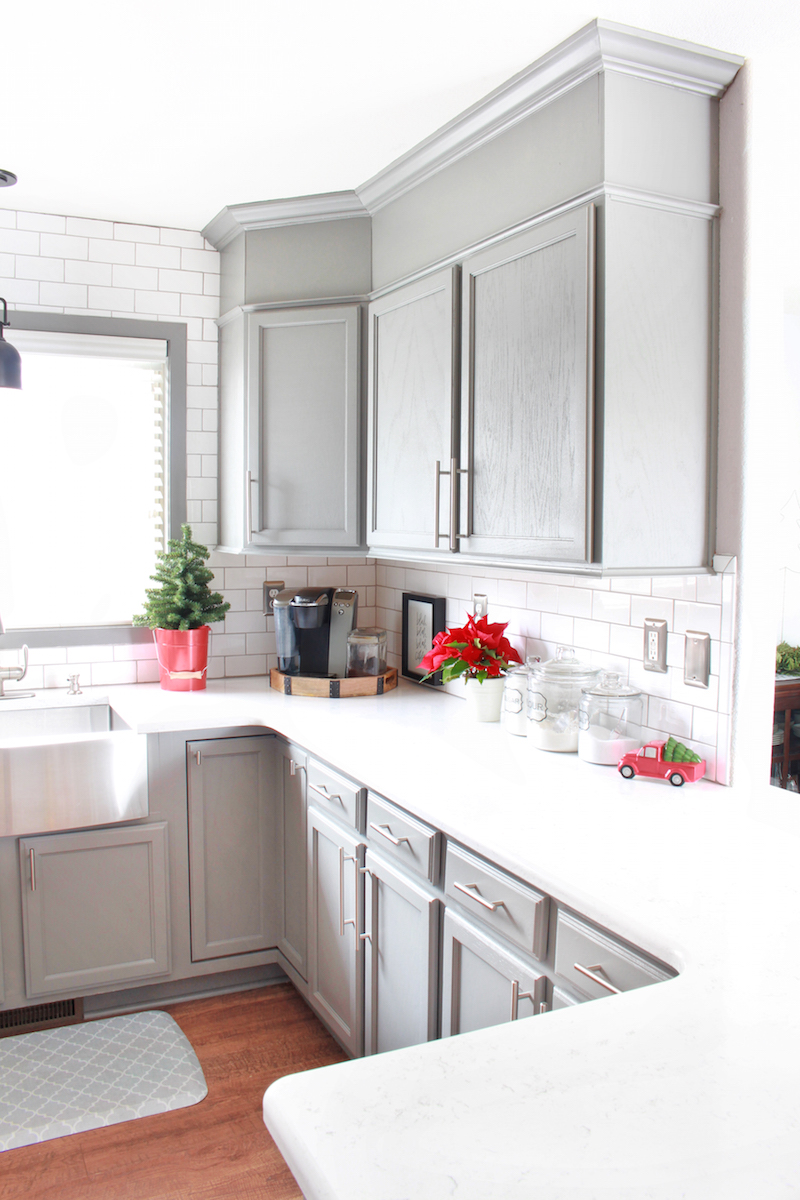 3 easy ways to update your kitchen on a budget porch advice for Update your kitchen on a budget