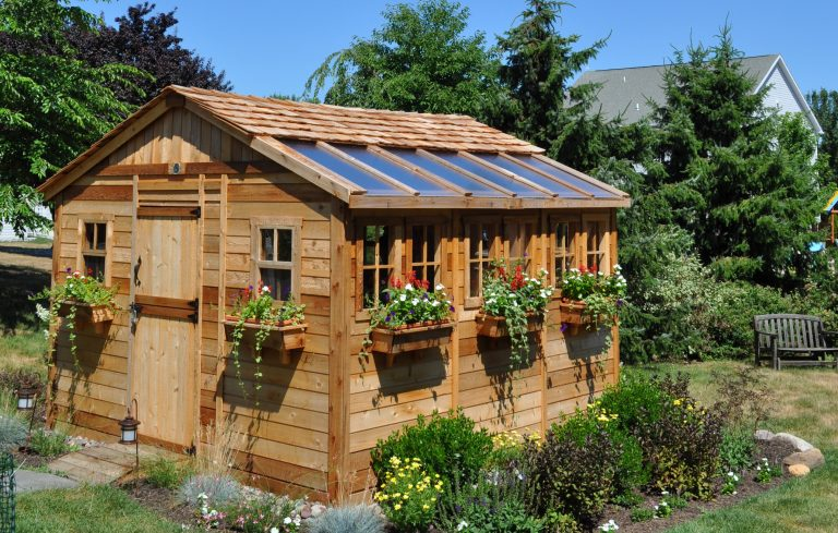 One Of The Most Popular Projects On Porch.com, Around This Time Of Year, Is  Shed ...