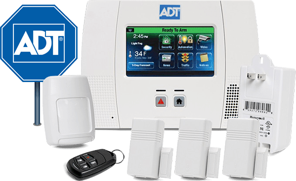 Adt Home Alarm Systems Has A Long And Colorful History Back In 1863 Edward Calahan Came Up With Brand New Technology Called Stock Ticker