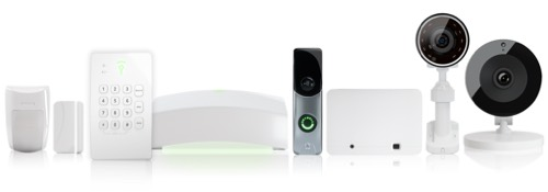 best home security system - Porch Frontpoint Security product image