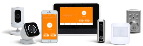 home security systems - Porch vivint smart home product photo