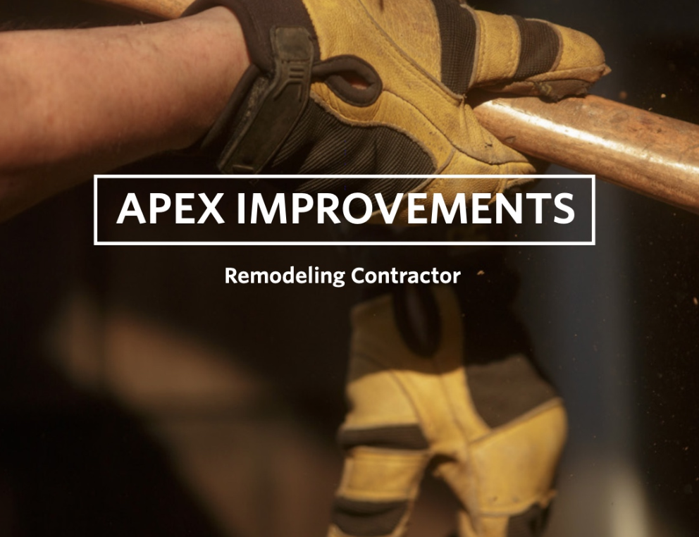Tracey Shackleford of Apex Improvements