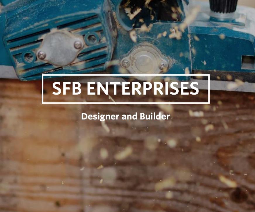Mike Hutchins of SFB Enterprises