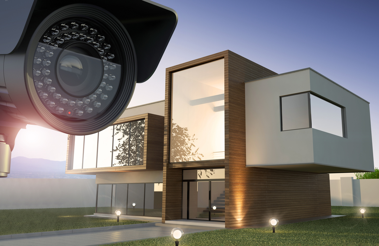 Smart Home, Video surveillance, Wi-Fi Thermostat, Lighting Control, Home automation