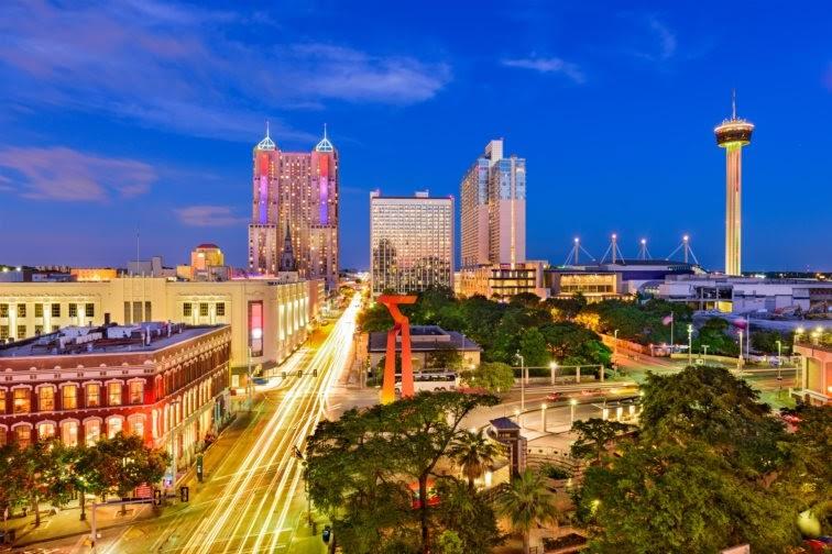 09 Texas San Antonio HDEAHP
