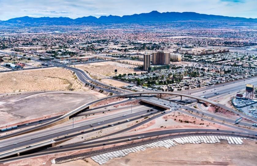 10 Nevada Las Vegas 2A91BNG